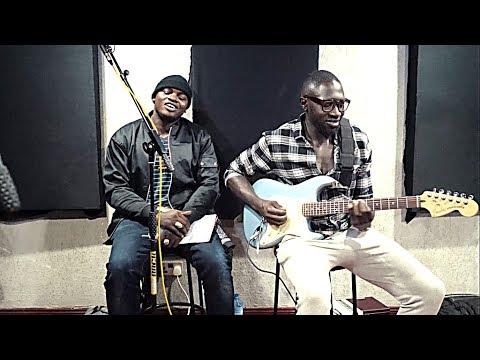 Sauti Sol & Khaligraph Jones Jam Session (The Making Of Rewind)