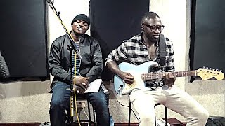 Sauti Sol & Khaligraph Jones Jam Session (The Making Of Rewind)