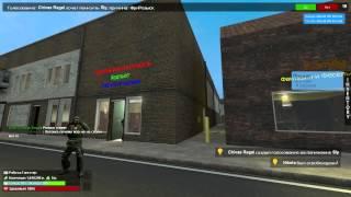 Играем в Gmod DarkRP #3-Обманываем людей,вскрываем хаты.