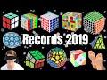 Todos Los R cords Mundiales Del Cubo De Rubik 2019 Wrs