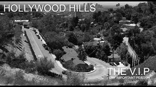 Video HOLLYWOOD HILLS © 1985 THE V.I.P™ (Official Music Video)