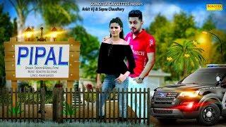 Pipal (पीपल) Song | Sapna Chaudhary | Farista - YouTube
