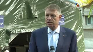 Iohannis: Nu doresc să reintroducem restricţii, dar, dacă numărul de cazuri creşte, CNSU poate propune măsuri