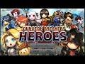 Обзор игры Dungeon Brraker Heroes прохождения не будет