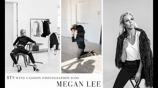 Fashion Editorial Vlog | Fashion Photographer Icon Megan Lee
