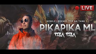?Smurf with Rylles | Global Tank | PIKACHU | Mobile Legends: Bang Bang | 2020-11-25