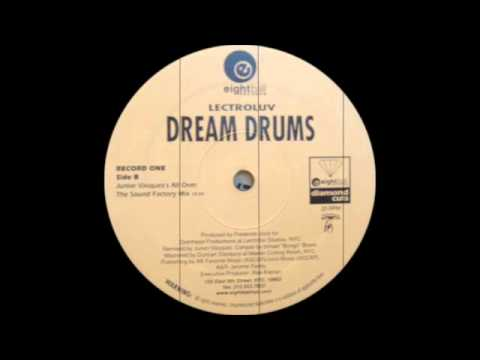 Lectroluv - Dream Drums (All Over Sound Factory Remix) 1993