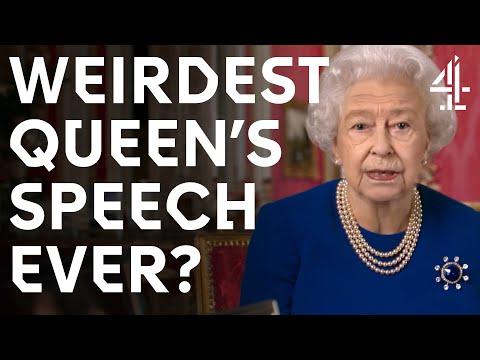 Deepfake Koningin