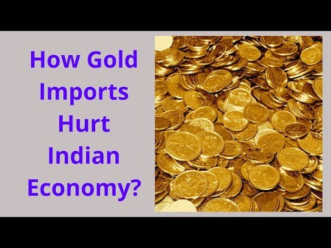 Every Indian must know it|How Gold imports slower economic growth rate| UPSC,IAS,SSC-CGL,PCS Exams
