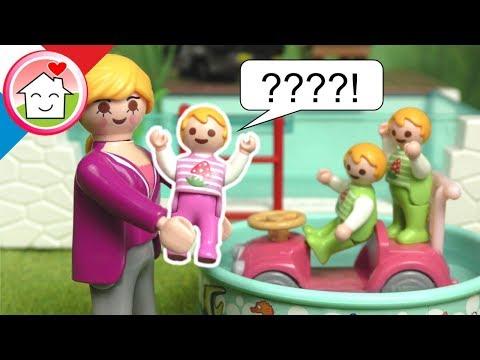 Playmobil en francais Le premier mots de Mia - La famille Hauser