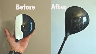 How to customize your Golf Driver (pt.2)