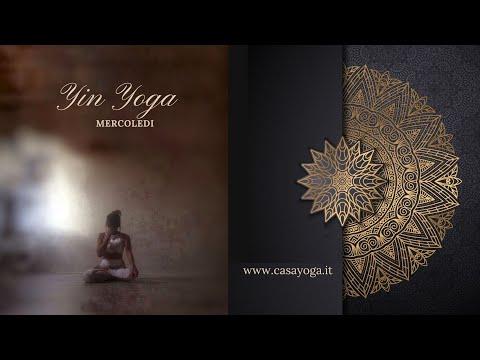 Olisticmap - Yin Yoga