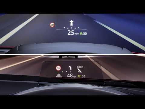 Mazda CX-5 Active Driving Display