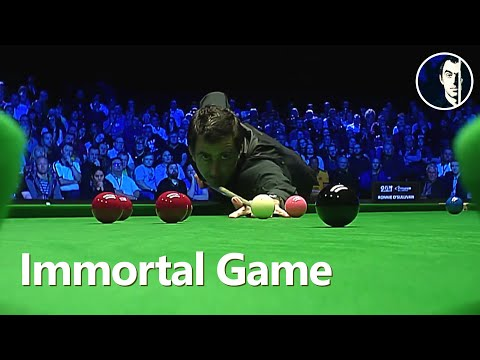 Ronnie O'Sullivan's Immortal Game vs Kyren Wilson | 2018 Champion of Champions - Final (re-edited)
