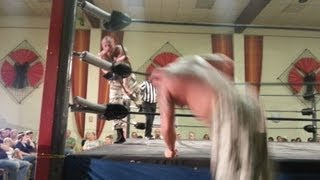 preview picture of video 'EWA Wrestling, Royal Rumble, Deutsch-Wagram, 15.06.2013'