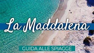LA MADDALENA | Le spiagge più belle e riparate dal vento