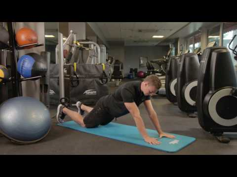 Plank to Extension
