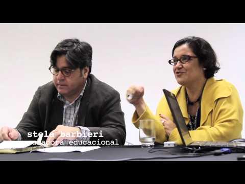 #bienalsaopaulo (Mais Bienal) Luis Pérez-Oramas e Stela Barbieri