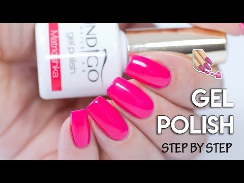 ?? HOW to Apply Gel Polish on Natural Nails - Tips and Tricks!