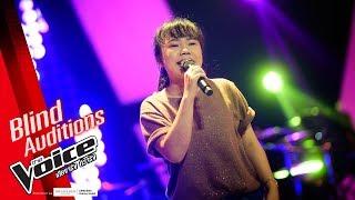ผัดไท - หญิงลั้ลลา - Blind Auditions - The Voice Thailand 2018 - 10 Dec 2018