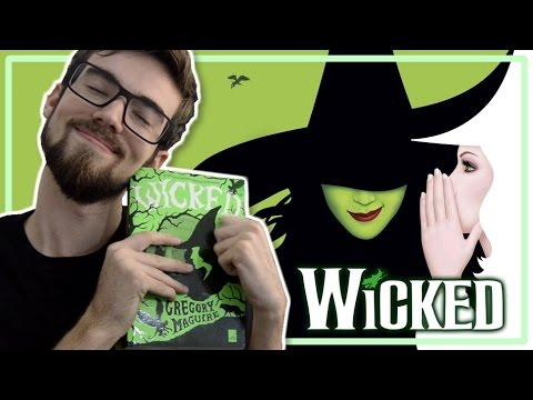 WICKED - Gregory Maguire | #Lucas
