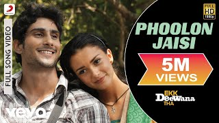 Phoolon Jaisi - Ekk Deewana Tha   Prateik Babar   Amy Jackson