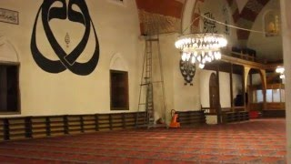 preview picture of video 'Edirne Eski Cami - Old Mosque'