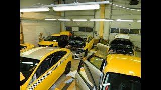 Работа в такси без лицензии