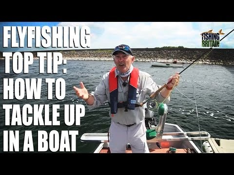 Hywel Morgan on how to tackle up in a boat