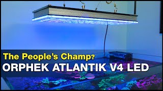 How'd they do that!? Secrets behind the Orphek Atlantik V4 and the successful reefers who use them.