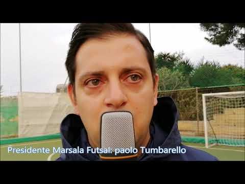 immagine di anteprima del video: Marsala Futsal - Palermo Futsal E. 5-3 le interviste di Anteri e Tumbarello