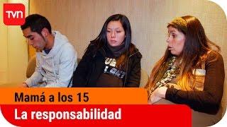 La Responsabilidad Es Compartida | Mamá A Los 15 - T3E7