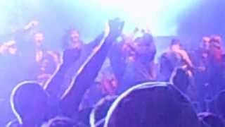 "Grensrock 2013 Channel Zero ""Black Fuel"" Live"