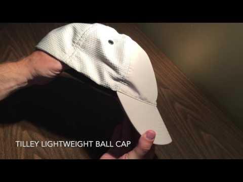 Tilley ball cap review