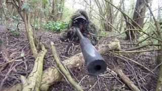 preview picture of video 'Airsoft War Armory Skirmish 2013'