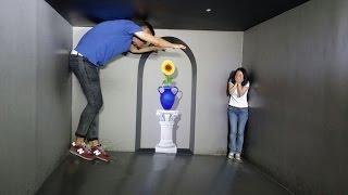 Музей Обмана Зрения в Сеуле,  2014 / Trick Eye Museum