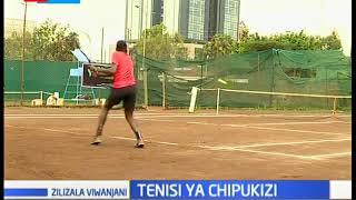Mashindano ya tenisi ya vijana chipukizi yaingia awamu ya mwisho | Zilizala Viwanjani