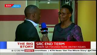 The Big Story: SRC term comes to an end