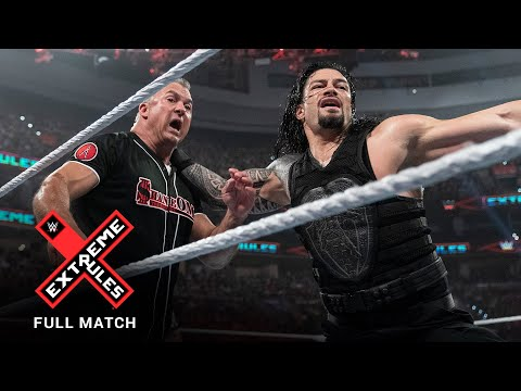 FULL MATCH – Undertaker & Roman Reigns vs. Drew McIntyre & Shane McMahon: WWE Extreme Rules 2019