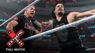 FULL MATCH - Undertaker & Roman Reigns vs. Drew McIntyre & Shane McMahon: WWE Extreme Rules 2019