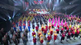 Cartoon Heroes - 2015 Schools Spectacular