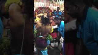Dance Of The Pusari...Penang Festival