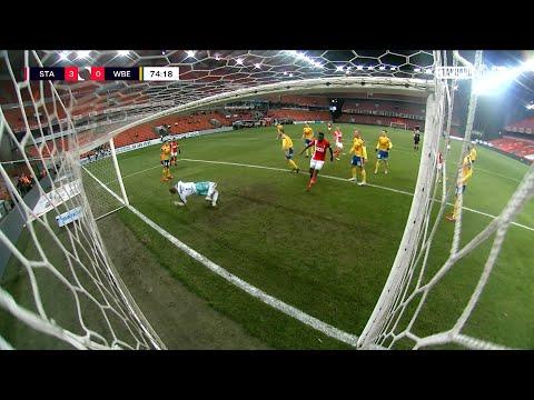 Standard VS Waasland Beveren : 3-1