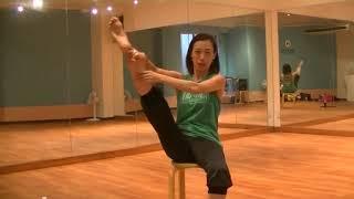 光海先生のダンスレッスン〜椅子を使った筋トレ〜のサムネイル