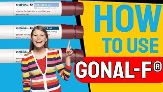 Vitalab Medication Instructions - Gonal-F