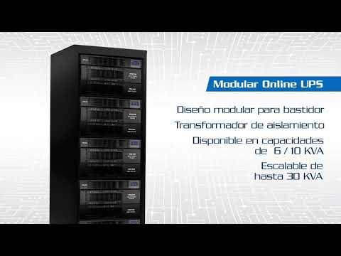 Forza | Serie Atlas - UPS en línea