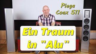 Piega Coax 511 Review inkl. Vergleich mit Premium 701