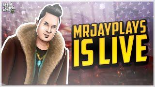GTA 5 & PUBG MOBILE PAKISTAN LIVESTREAM - MRJAYPLAYS 🎮
