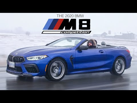 External Review Video IvlmnfNzxnM for BMW M8 & M8 Competition Coupe, Convertible, & Gran Coupe (G14, G15, G16)