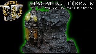 Tackling Terrain: Volcanic Forge Reveal
